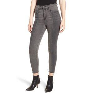 SP Black Label Seam Front Gray Jeans